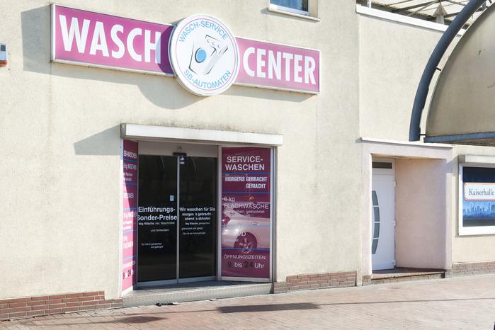 Waschcenter Sb Waschen Service Waschen City Elmshorn