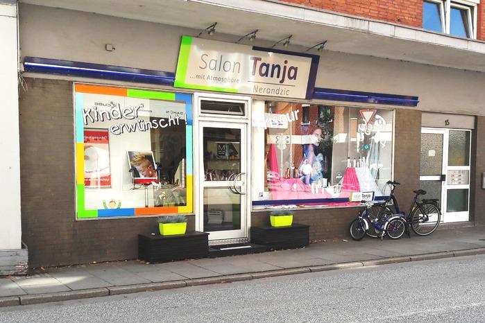 Salon Mit Atmosphäre Haare Pflege Styling City Elmshorn
