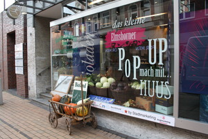 Das kleine Pop Up HUUS im November