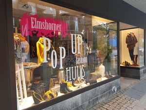 Das Elmshorner Pop Up fashion HUUS