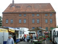 Markthalle am Buttermarkt