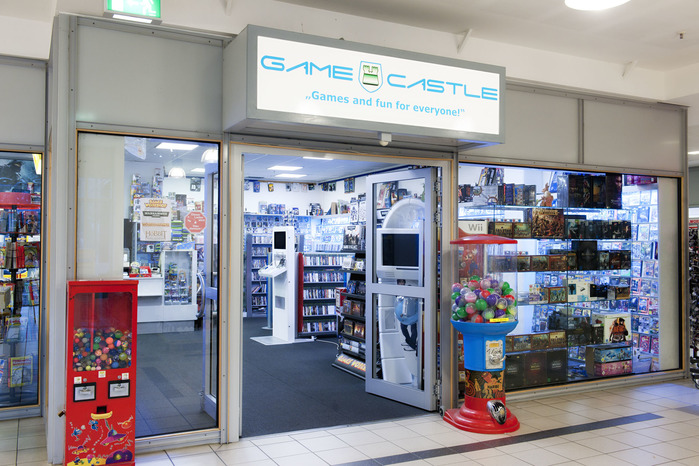 Game Castle · Alter Markt · Elmshorn | Bild 1/1