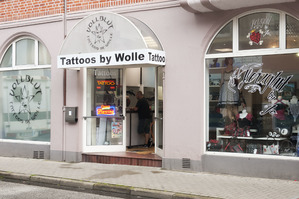 Vollblut Tattoos