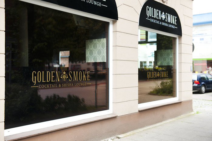 Golden Smoke Bar · Schulstrasse · Elmshorn | Bild 1/1