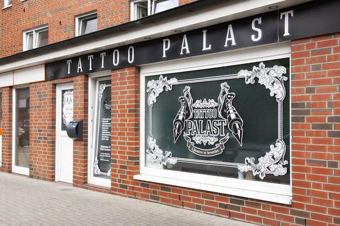 Tattoo Palast Tattoostudio City Elmshorn