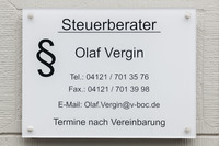 Steuerberater Olaf Vergin