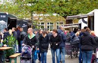 Shopping Sonntag - Food Truck Fest in der City